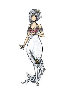 Seel  Pokemon Gijinka (human form)  (Source: Cowslip's album - http://imgur.com/a/DDxvd/layout/blog)