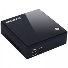 GIGABYTE BRIX, Broadwell i5 5200U 2.2GHz, 2x DDR3 16GB max, mSATA, Wi-Fi, Bluetooth, HDMI, Mini DisplayPort, USB 3.0