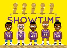 Los Angeles Lakers Champions
