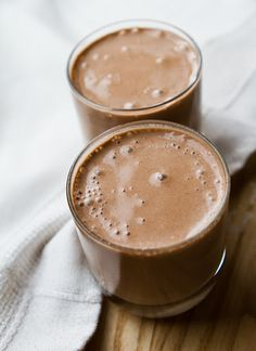 Skinny Chocolate Smoothie