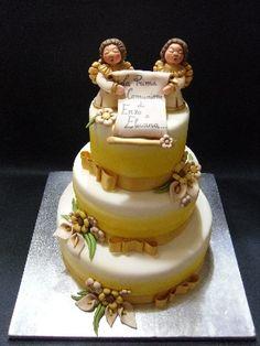 torta prima comunione thun - Cerca con Google