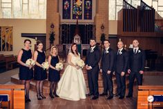 Katherine and Tommy's Wedding – St Thomas More Catholic Church – Chapel Hill, NC – Warren McCormack Photography – Raleigh Wedding Photographer