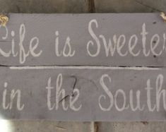 Pallet sign by onecraftEchick on Etsy