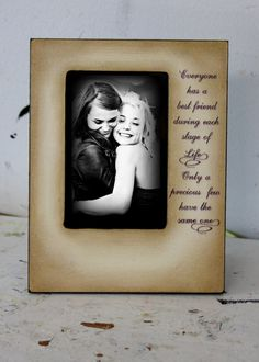 Hey, I found this really awesome Etsy listing at http://www.etsy.com/listing/158261962/distressed-vintage-picture-best-friend