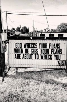 God's plans for you > Your plans for yourself. It might not make sense at the time, but God will certainly mess up the plans you have for… Bible Verses Quotes, Jesus Quotes, Bible Scriptures, Faith Quotes, Quotes Quotes, Grace Quotes, Forgiveness Quotes, Hope Quotes, Woman Quotes