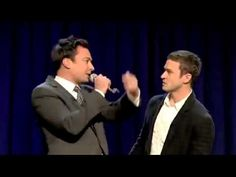 ▶ Jimmy Fallon & Justin Timberlake History of Rap 1 & 2 - YouTube