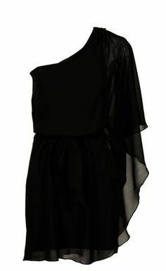 Soto's Fly Away Dress Black