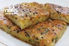 Patatesli Kek (Börek Tadında)