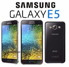 Buy Samsung Galaxy E5 Mobile