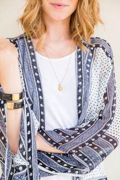 Kimono Jacket - A PIECE of TOAST // Lifestyle + Fashion Blog // Texas + San Fran