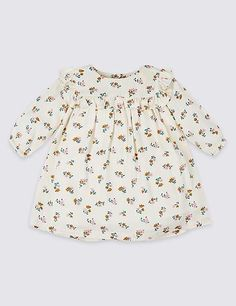 b819ff27d9e2 Ditsy Print Dress #fastening#Button#Dress Ditsy, Button Dress, Polka Dot