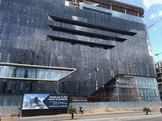 DBM Architects | 92 Rivonia Mixed-Use Development Site Progress - Sandton, South Africa
