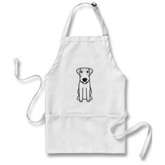 Shop German Wirehaired Pointer Dog Cartoon Adult Apron created by DogBreedCartoon. Pointer Puppies, Pointer Dog, Dachshund Puppies, Chihuahua, Dandie Dinmont Terrier, Bordeaux Dog, Black Russian Terrier, Bluetick Coonhound, Weimaraner