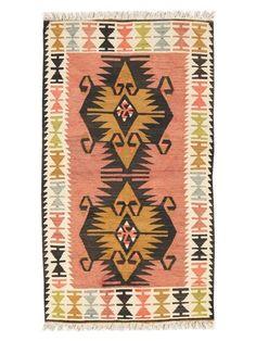 Asia Minor Carpets - Denizli Hand Woven Kilim