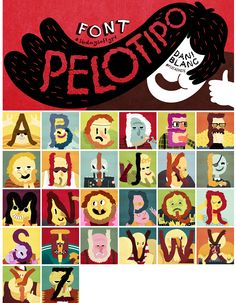 Pelotipo-font Fonts, Playing Cards, Games, Poster, Drawings, Designer Fonts, Types Of Font Styles, Playing Card Games, Gaming