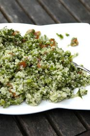 best ever quinoa tabouli