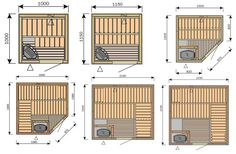 awesome How to Build a Sauna - Useful Step by Step Guide Sauna Diy, Dry Sauna, Outdoor Sauna Kits, Indoor Sauna, Sauna Steam Room, Sauna Room, Sauna Wood Stove, Mini Sauna, Building A Sauna