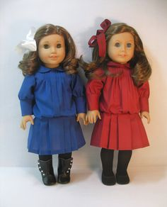 1914109  18 Inch Americn Girl Rebecca Doll Clothes by terristouch, $35.75