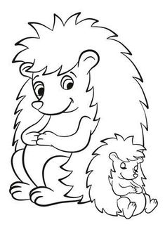 123RF - Milioni di immagini, vettoriali, video e file audio Royalty Free per ispirare i tuoi progetti creativi. Easy Coloring Pages, Coloring Books, Mint Wallpaper, Funny Hedgehog, Easy Halloween Crafts, Thanksgiving Crafts, Animal Tattoos, Colorful Pictures, Animal Drawings