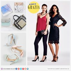 Give your wardrobe a good shake up with our women's clothing collection here at Matalan  As seen in Grazia Magazine  www.matalan-me.com  #Matalanme #MatalanAW15 #Cami #Dress #Sandals #Trend #GoodQuality #GreatPrice #MakesFashionSense #UAE #JORDAN #OMAN #BAHRAIN #QATAR #fashion #fashionblogger #bag #clothes #winter #makeup #life #style #cool #ladies #footwear
