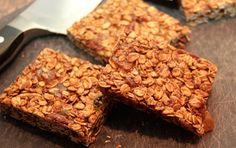 cocoa curry coconut granola bars