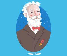 Gif de Julio Verne