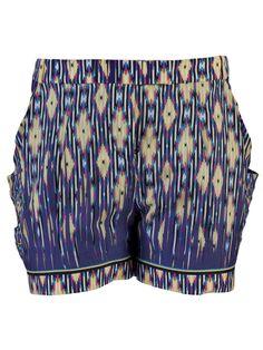 Jen Kao Camp Shorts $495