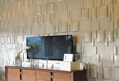 Gallery - NappaTile™ Faux Leather Wall Tiles