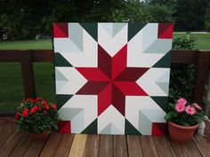 Barn Quilts by Kathy