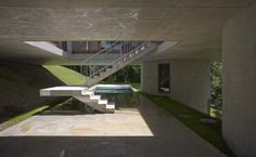 Project - House in Sonvico - Architizer