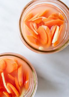 Recipe: Hugh Acheson's Fermented Carrots with Galangal and Lime — Recipes from The Kitchn
