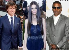 Katie Holmes' Ex Tom Cruise Is Reportedly Why She Hides Jamie Foxx Romance
