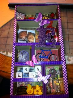 Erin's memory box.