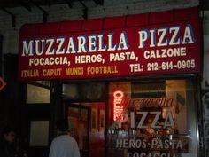 Image result for muzzarella pizza nyc