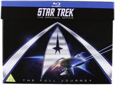 Star Trek TOS on Blu Ray £12.58 (~ AUD $21.68) Delivered @ Amazon UK - http://sleekdeals.co.nz/deals/2017/5/star-trek-tos-on-blu-ray-%C2%A31258-(~-aud-$2168)-delivered-@-amazon-uk.aspx?nf=true&m=