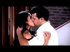 Andrea y Samuel - Momentos - 067 Primer beso del amor - YouTube #Besos