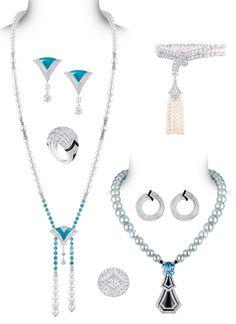 Louis Vuitton Acte V: The Escape jewellery