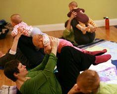 #babies #yoga