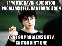 99 problems....HP