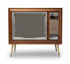 """""""Vintage"""" tv. #IamOld"""
