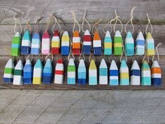 Miniature Buoys-ornaments, Party & Wedding Favors And Decor