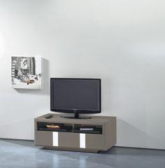 sjour horizon meuble tv 1 tiroir 1 niche largeur 110 cm