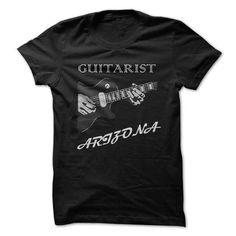 Guitarist Arizona T Shirts, Hoodies. Get it now ==► https://www.sunfrog.com/Music/Guitarist-Arizona.html?41382