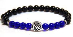 mens celtic knot bracelet