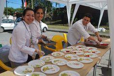 Taller cocina de verano para los niños de la Teletón de San Pedro de la Paz