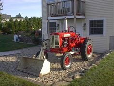 today 39 s tractors view topic farmall m with 4 wheel drive red iron pinterest tractor. Black Bedroom Furniture Sets. Home Design Ideas