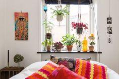Art & Mañas » Una casa llena de plantas