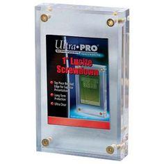 da34d5c770e Other Supplies 183443  (11) Ultra Pro 175Pt Vertical Booklet One ...