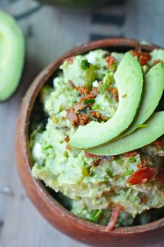Avocado Potato Salad #recipe