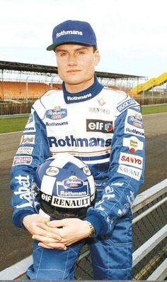 David Coulthard - Wlliams Renault 1995